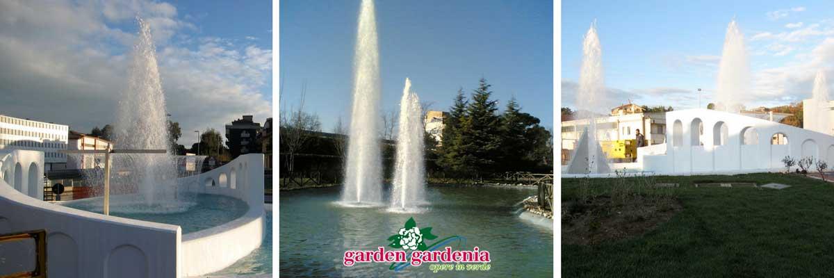 Opere d'Acqua Garden Gardenia